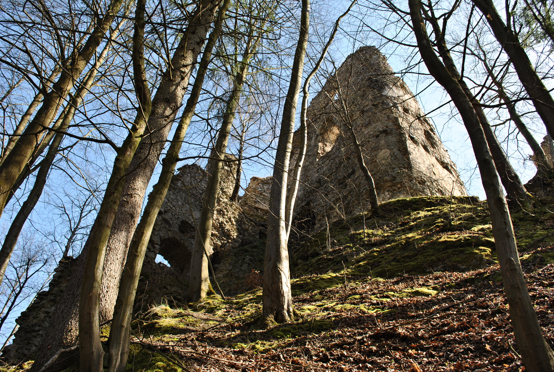 Liptovský hrad - Kalameny